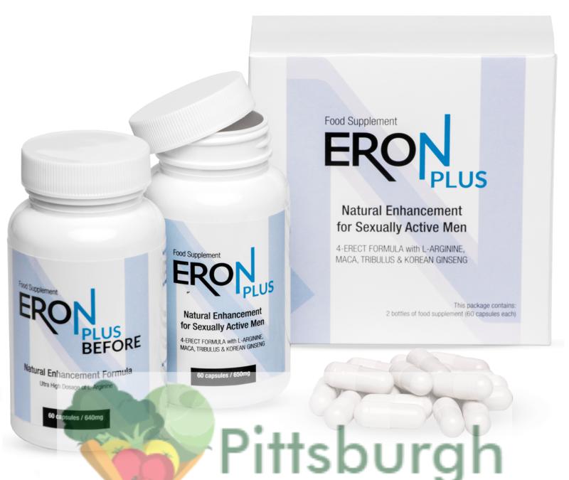 Eron Plus – tabletki na erekcję