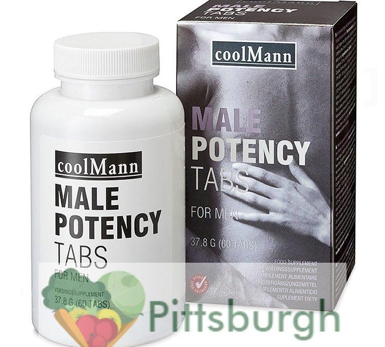 Male Potency – tabletki na erekcję