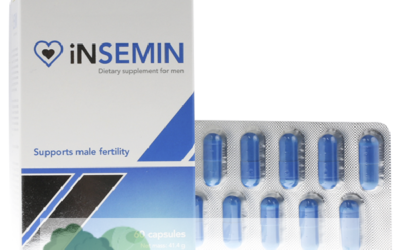 Insemin Men – tabletki na płodność u mężczyzn