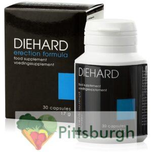 Diehard - tabletki na erekcje – tabletki na potencje