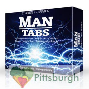 Man Tabs - tabletki na erekcje – tabletki na potencje