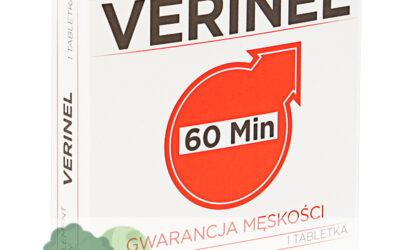 Verinel – tabletki na erekcje