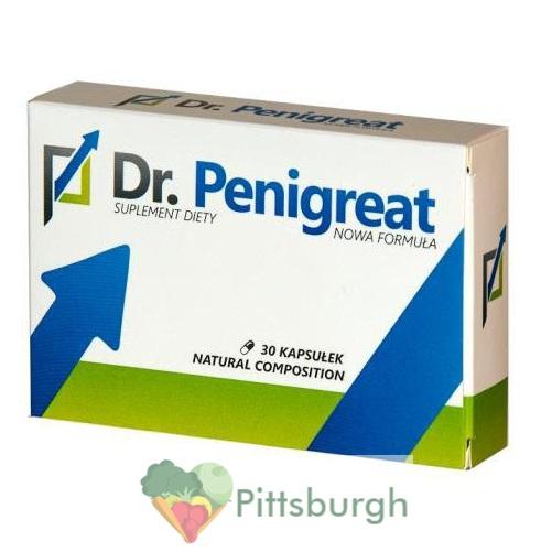 Dr Penigreat - tabletki na powiększanie penisa - sposoby na powiększenie penisa