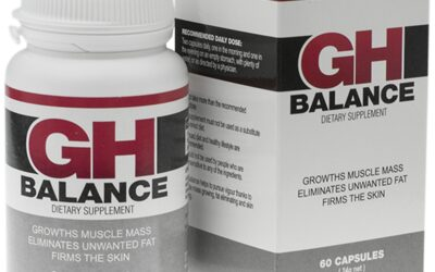 GH Balance – tabletki na przyrost masy mięśniowej