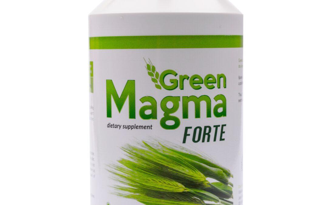 Green Magma Forte – tabletki na oczyszczanie organizmu