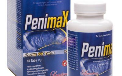 PenimaX – tabletki na powiększanie penisa