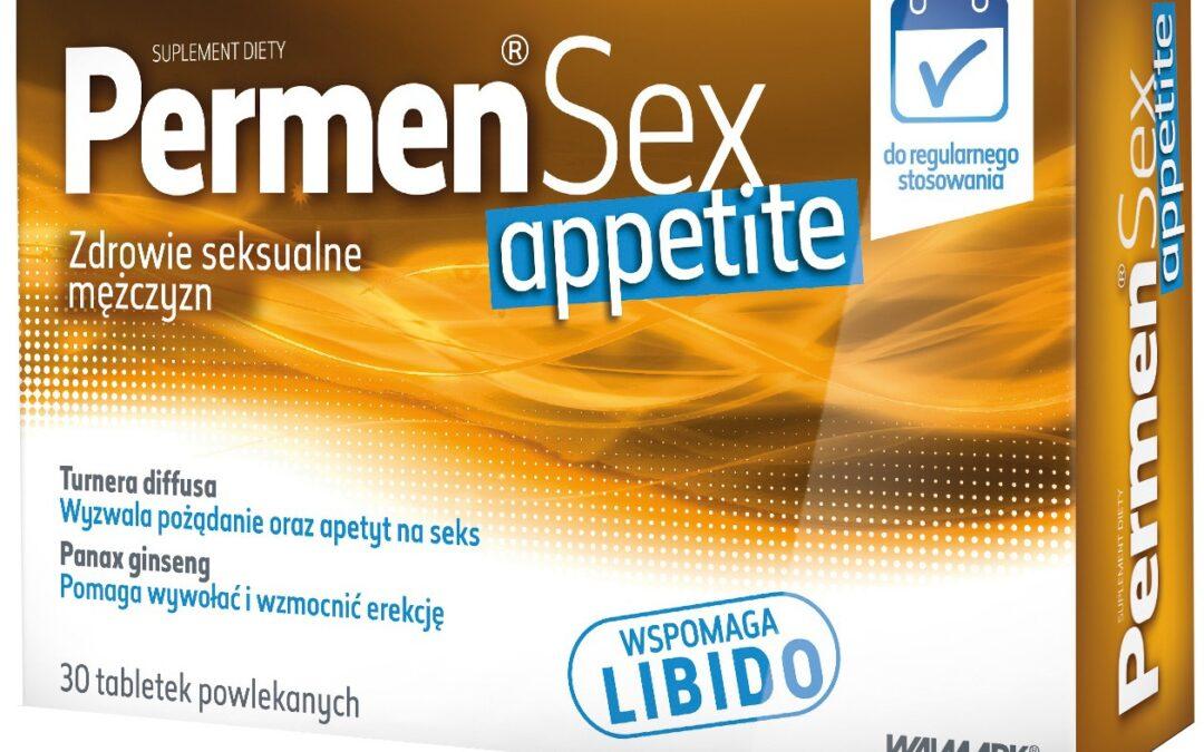 Permen Sex Appetite – tabletki na erekcje