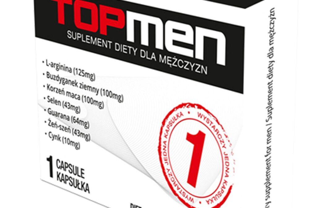 Top Men – tabletki na erekcje